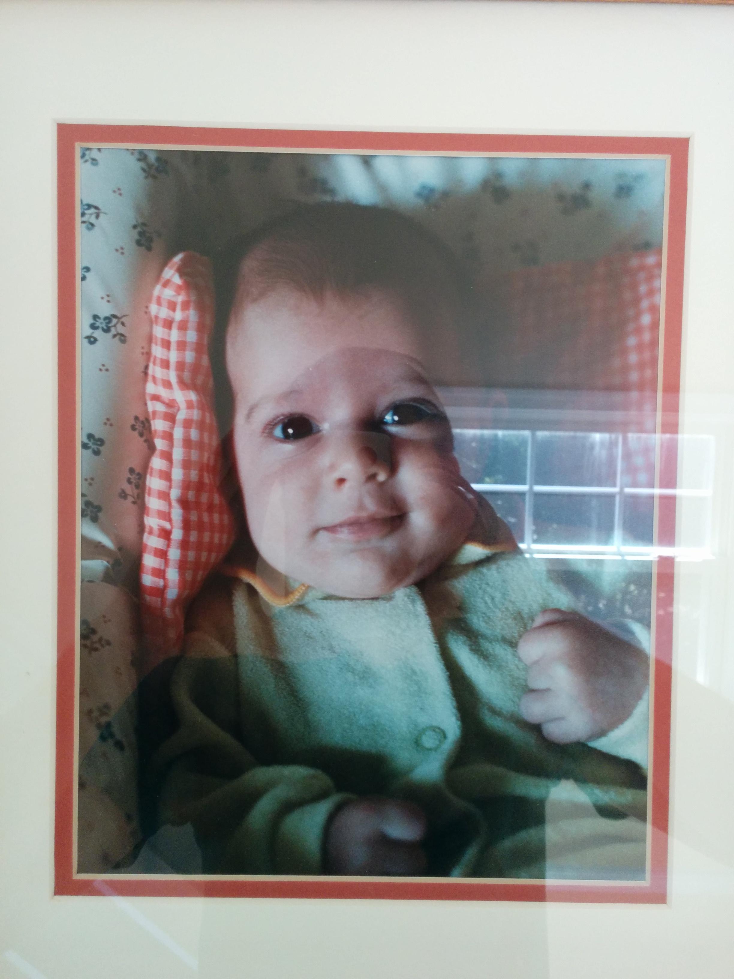 Super Cute Baby Jordan